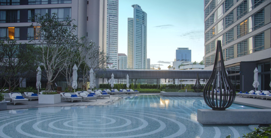 Bangkok Marriott Marquis Queen's Park