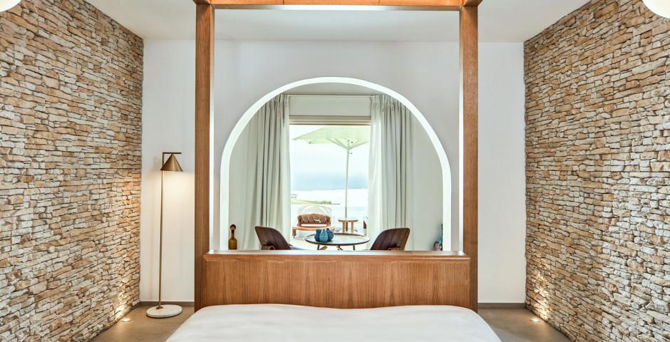 Naia Suite mit Privatpool - Myconian Naia Luxury Suites