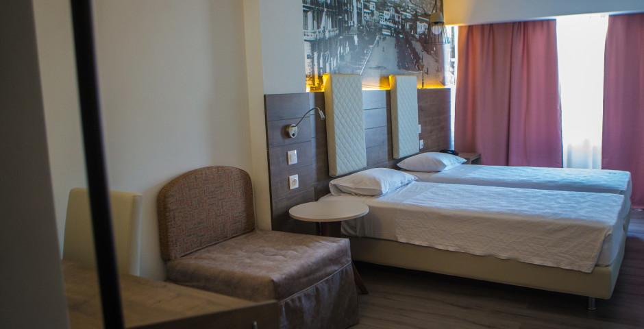 Metropolitan Hotel, Thessaloniki