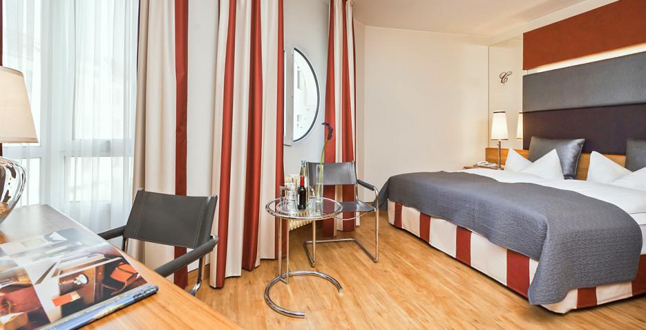 © Rainer Klostermeier - Mercure Hotel Berlin Zentrum