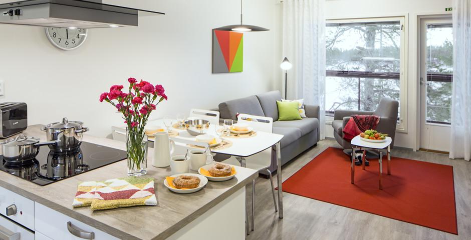Appartements Petäjälammenranta
