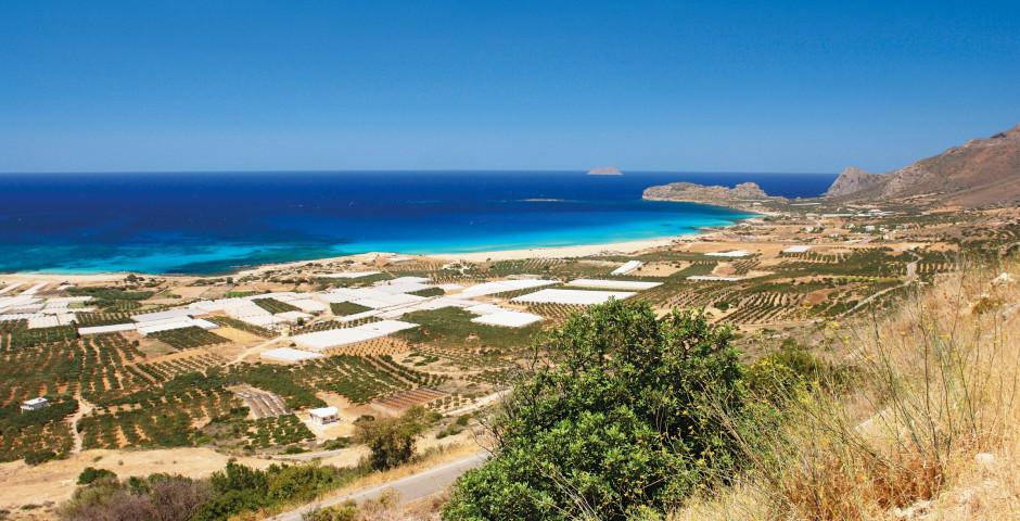 Les merveilles de l'ouest de la Crète