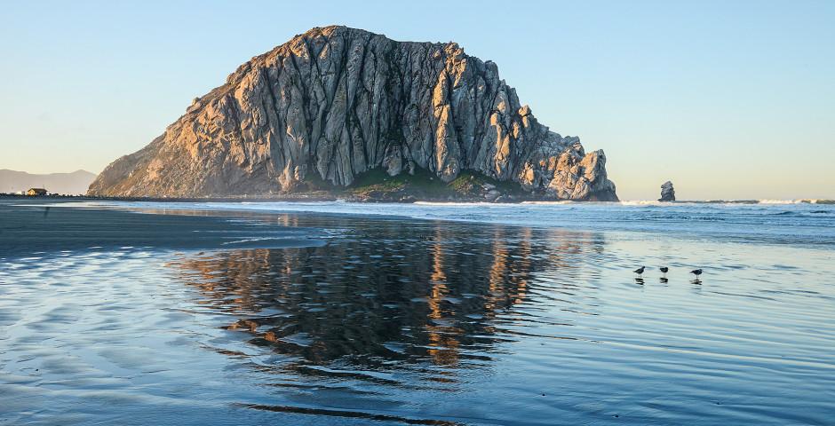 Morro Rock - San Luis Obispo