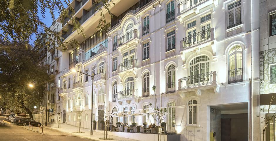 Hôtel Porto Bay Liberdade