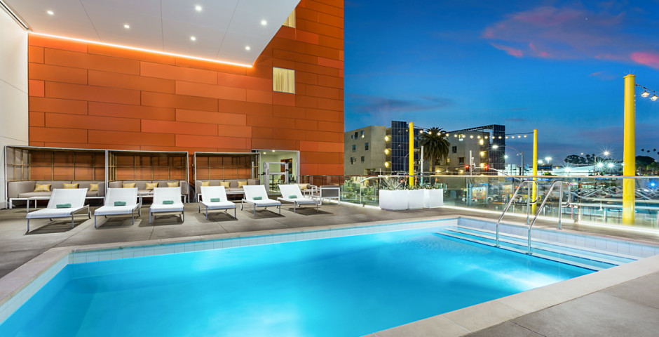 Courtyard Marriott Santa Monica