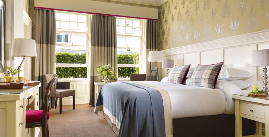 Doppelzimmer Deluxe - Parknasilla Resort & Spa