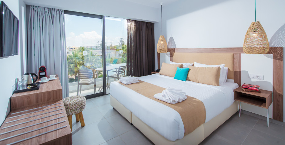 Chambre double - Enorme Lifestyle Beach Resort