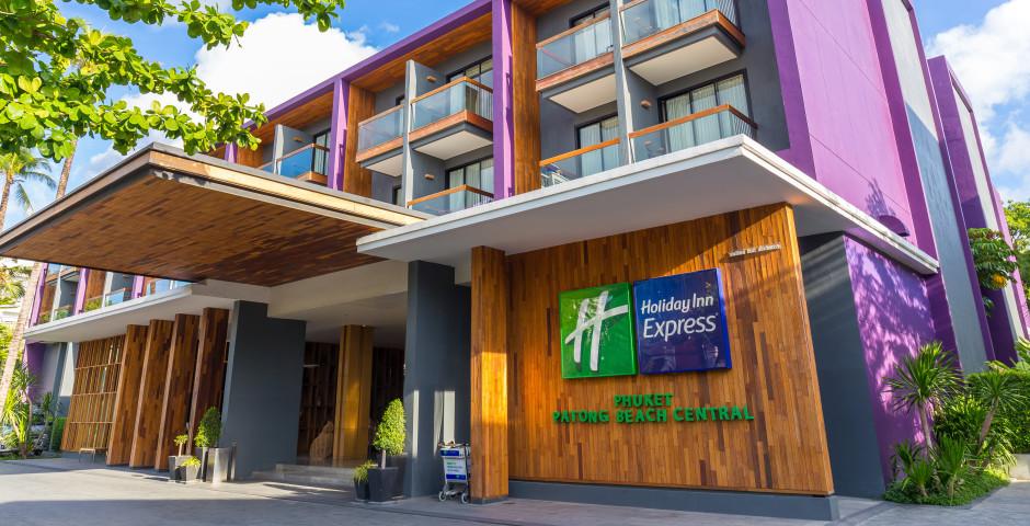 Holiday Inn Express Phuket Patong Beach Central