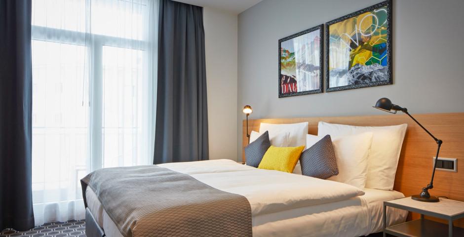 Doppelzimmer Superior - Hard Rock Hotel Davos - Sommer inkl. Bergbahnen