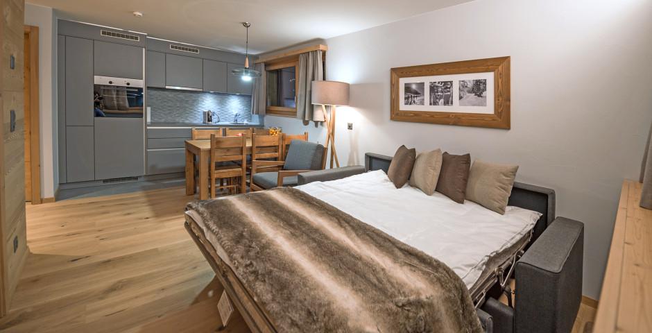 Studio - Swisspeak Resort Vercorin