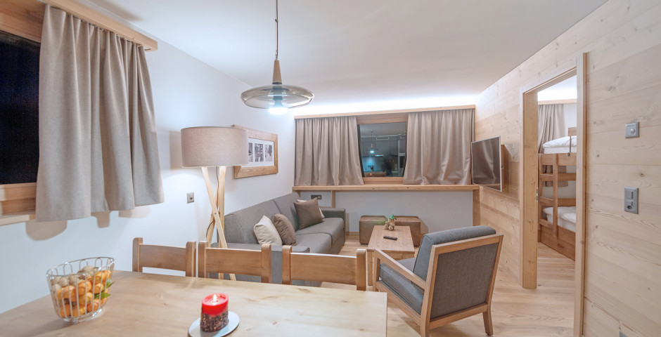 3-Zimmer-Appartement - Swisspeak Resort Vercorin
