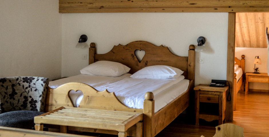 Doppelzimmer - Hotel Magrappé