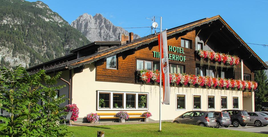 Hotel Tirolerhof Leutasch