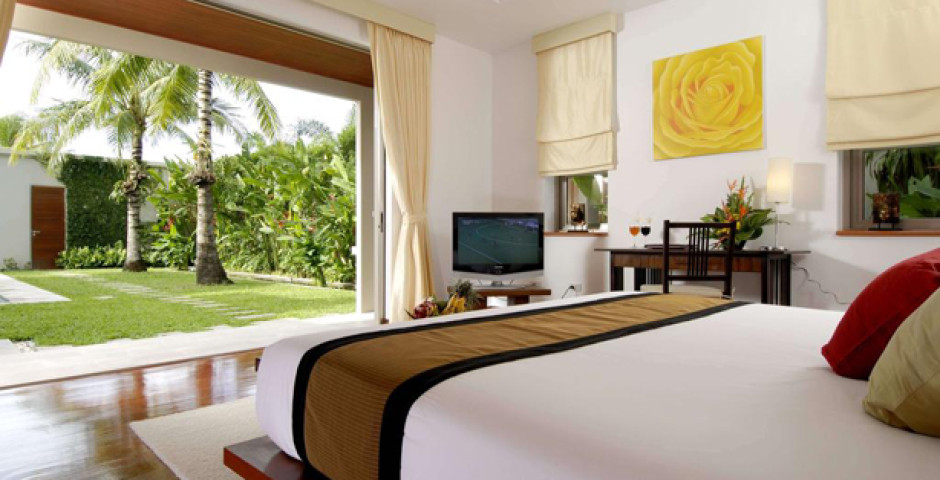 The Residence Resort & Spa Retreat