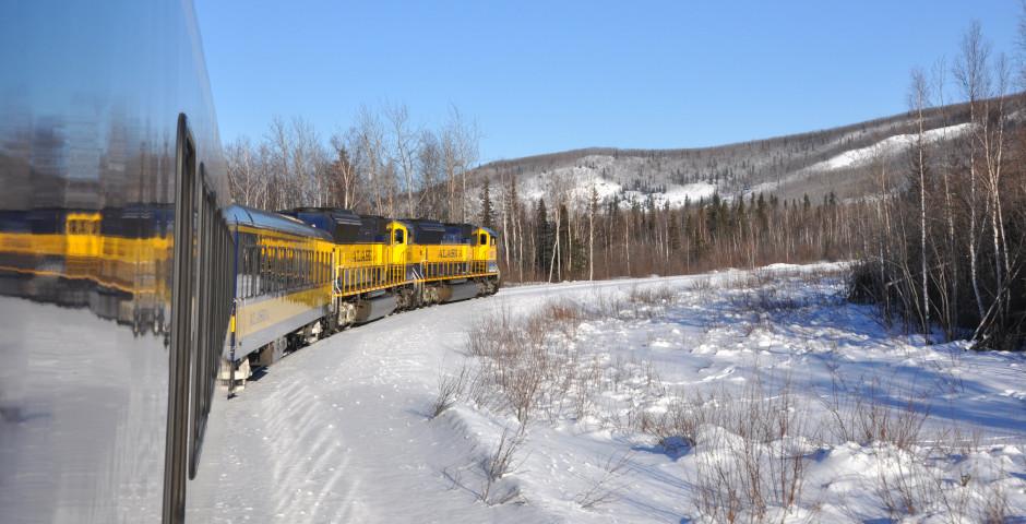 Best of Alaska's Winter