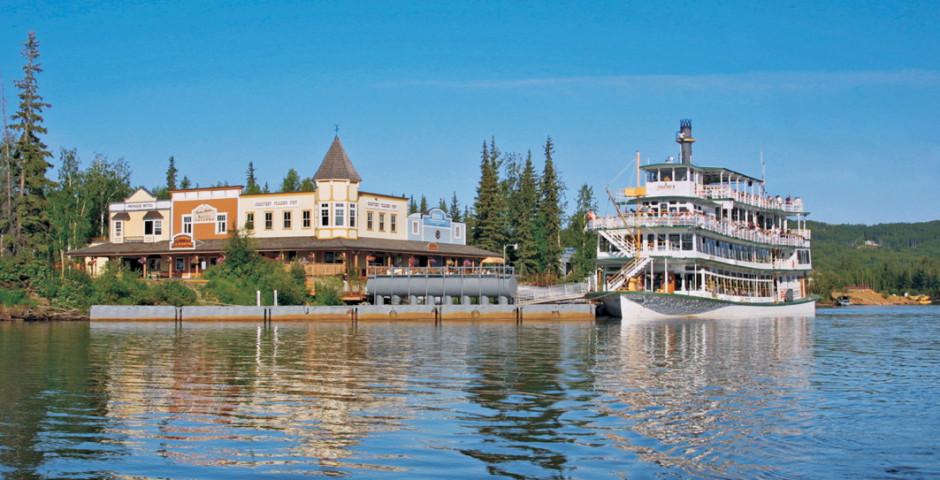 Promenade en bateau - Fairbanks