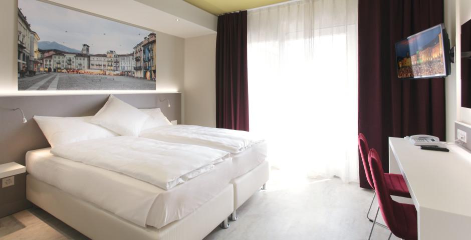 Hôtel City Locarno
