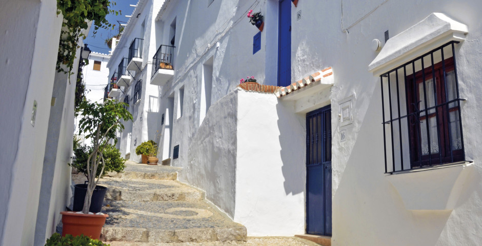 Frigiliana - Fly & Drive Andalusien