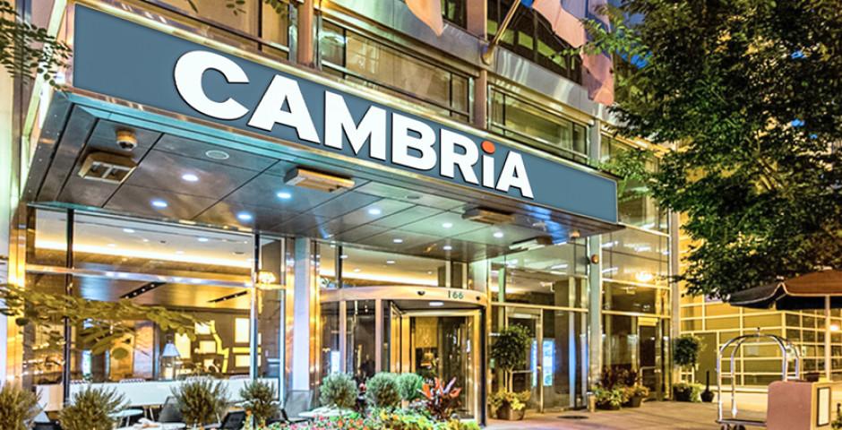 Cambria Magnificent Mile