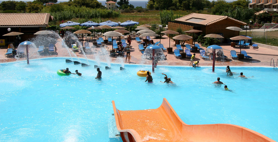 Ionian Sea Villas & Aquapark