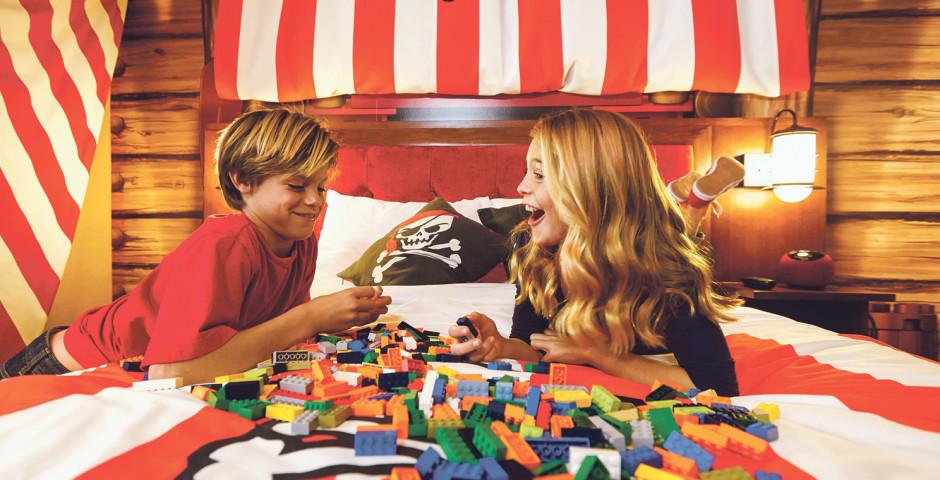 LEGOLAND® Feriendorf – Pirateninsel Hotel inkl. Eintritt LEGOLAND®Park
