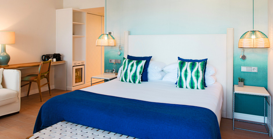 Doppelzimmer Superior Meersicht - Hotel Honucai