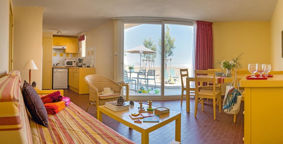 Appartement 2 chambres - Village de vacances Belambra «Les Ayguades»