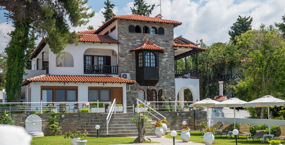 Georgalas Sun Beach Villa