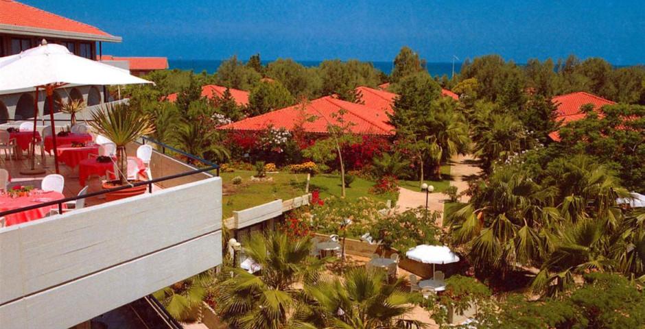 Fiesta Garden Beach