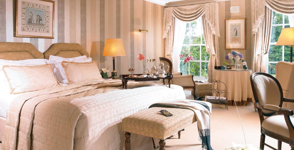 Doppelzimmer Superior - Hayfield Manor