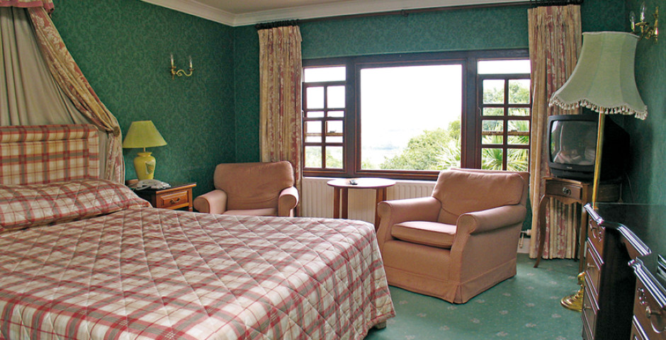 Doppelzimmer Standard - Abbeyglen Castle
