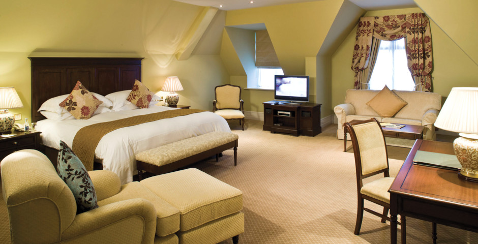 Master Suite - Knockranny House Hotel & Spa