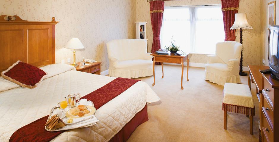 Doppelzimmer Deluxe - Knockranny House Hotel & Spa