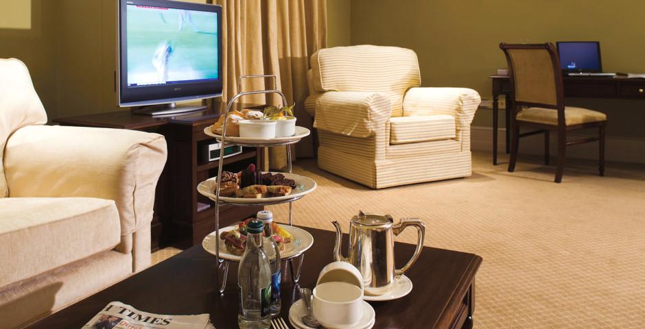 Doppelzimmer Grand Deluxe - Knockranny House Hotel & Spa