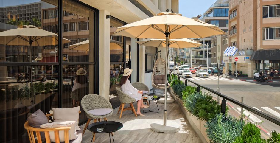 Prima Hôtel Tel Aviv