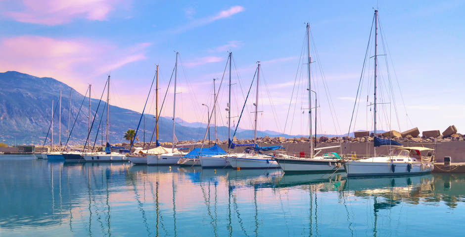 Port - Kalamata
