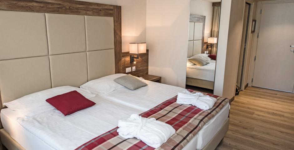 Doppelzimmer - Hotel Ambassador