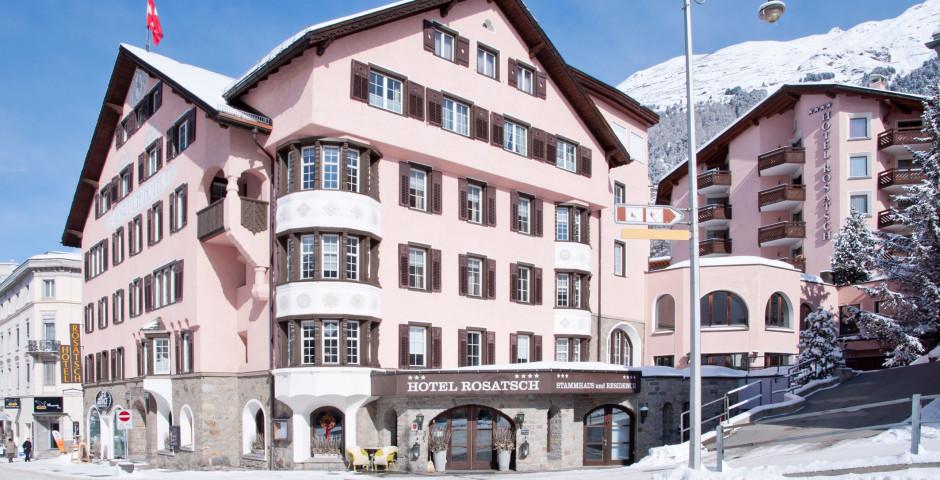 Hôtel Rosatsch