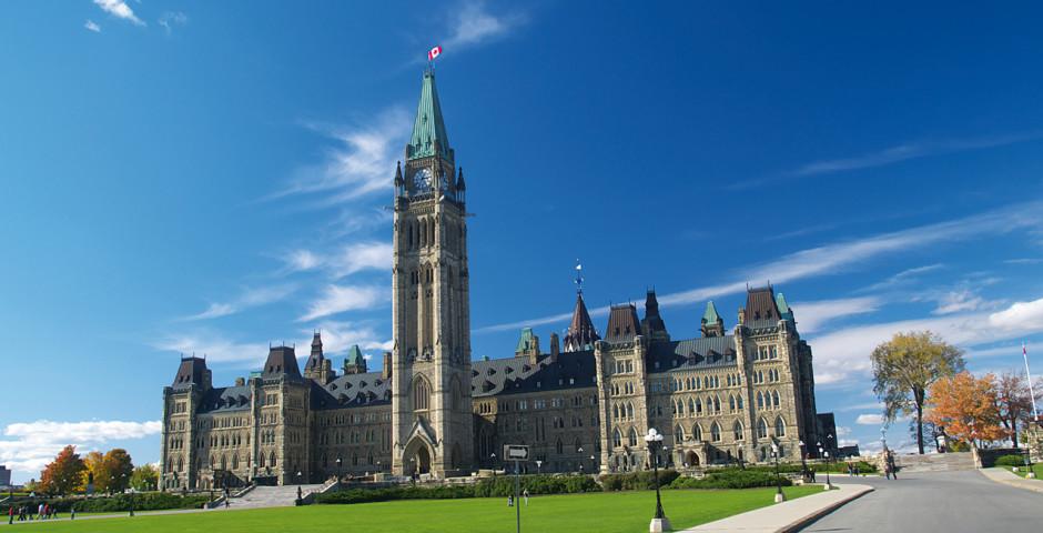 Ottawa - Des chutes du Niagara au Rocher Percé