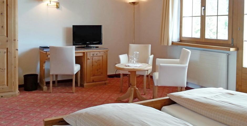 Doppelzimmer - Hotel Waldhaus am See
