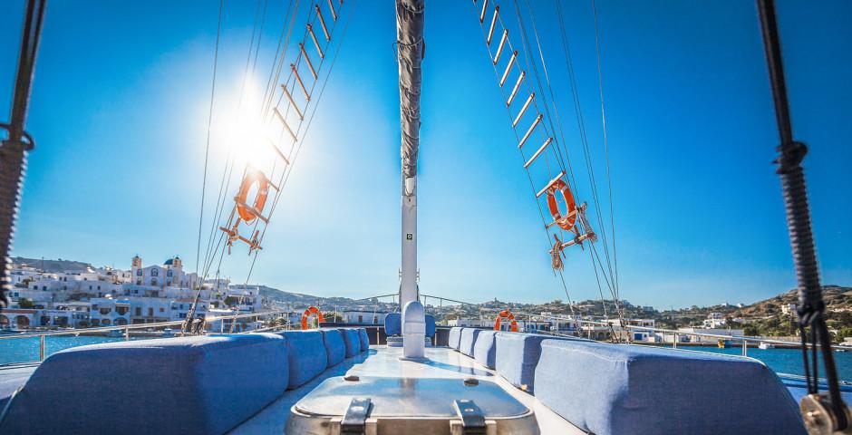 Schiffsrundreise Perlen des Dodekanes - wunderschöner Norden