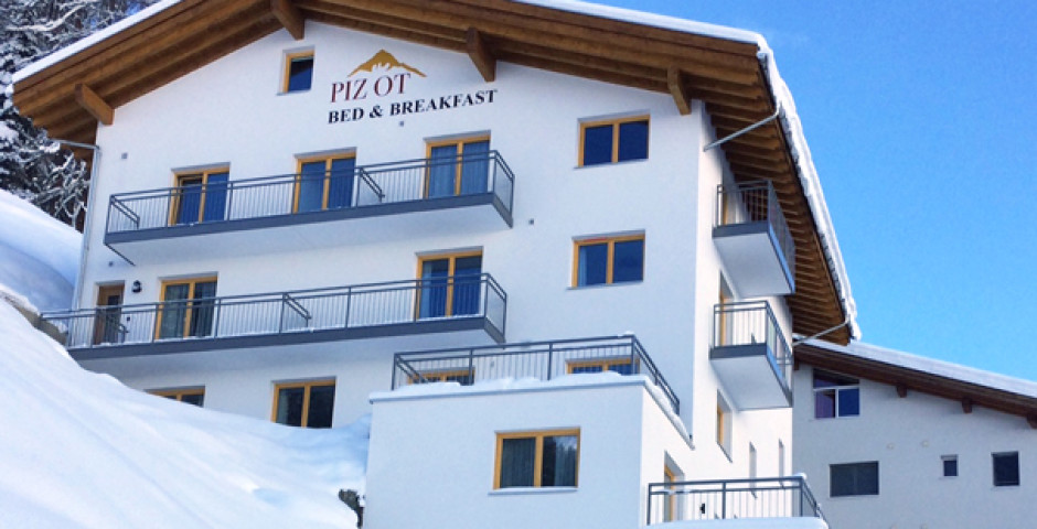 Hôtel Piz Ot