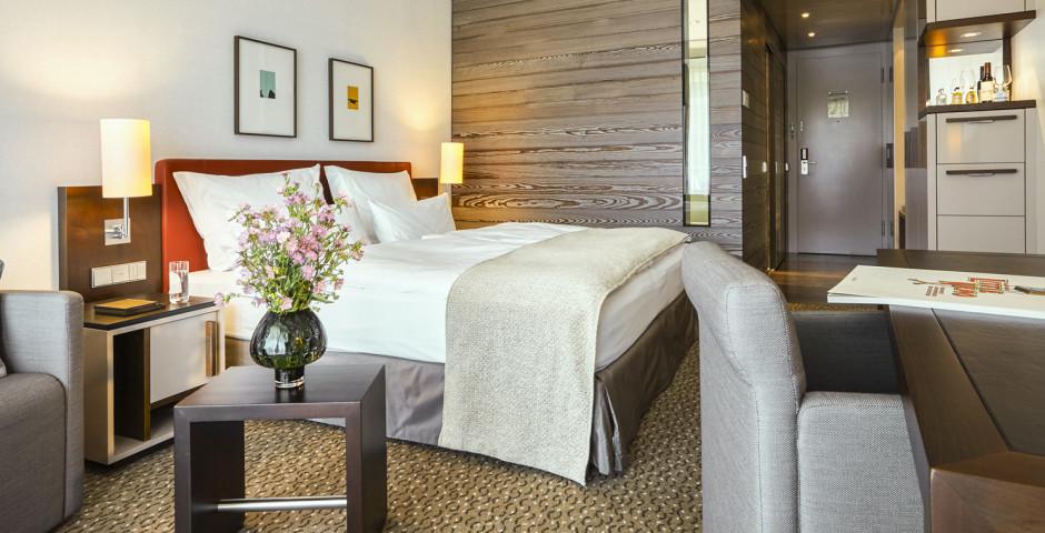 Doppelzimmer Superior - Kempinski Hotel Berchtesgaden