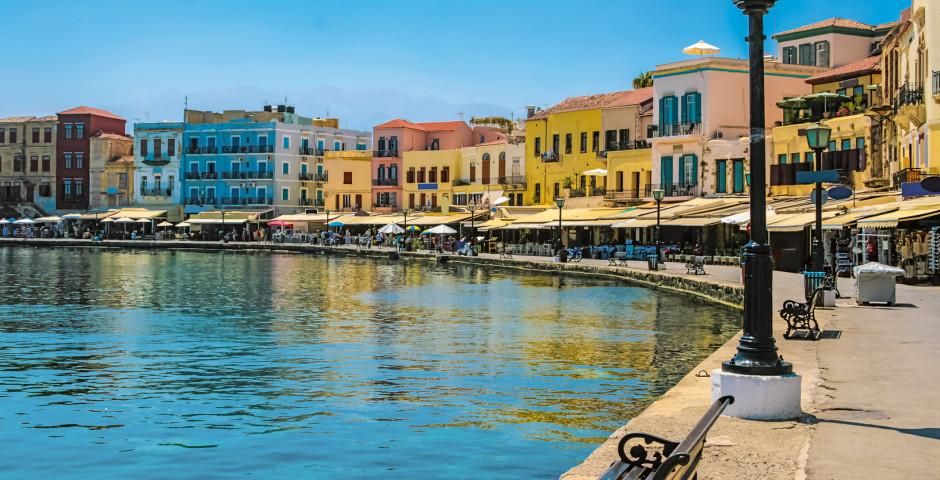 Westkreta: Chania - Fly & Drive Kreta West