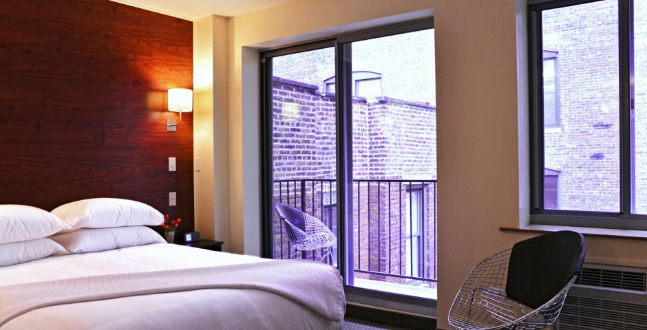 Cozy Queen-Zimmer - Lex Hotel