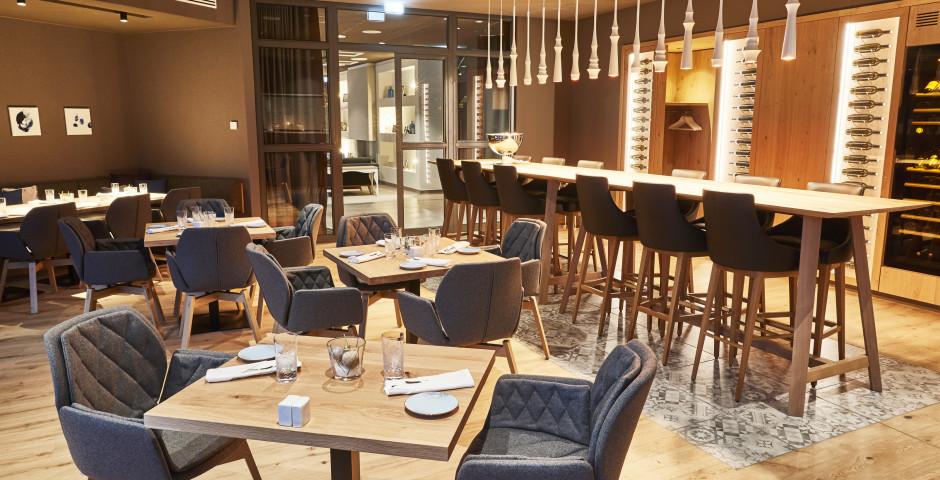 Restaurant D'gusto - Steigenberger Hotel München