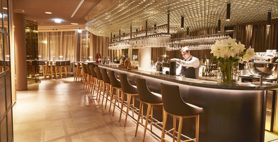 Valentinum & Bar - Steigenberger Hotel München