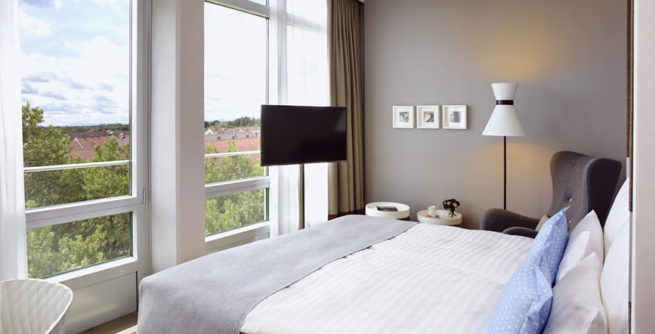 Doppelzimmer Superior - Steigenberger Hotel München