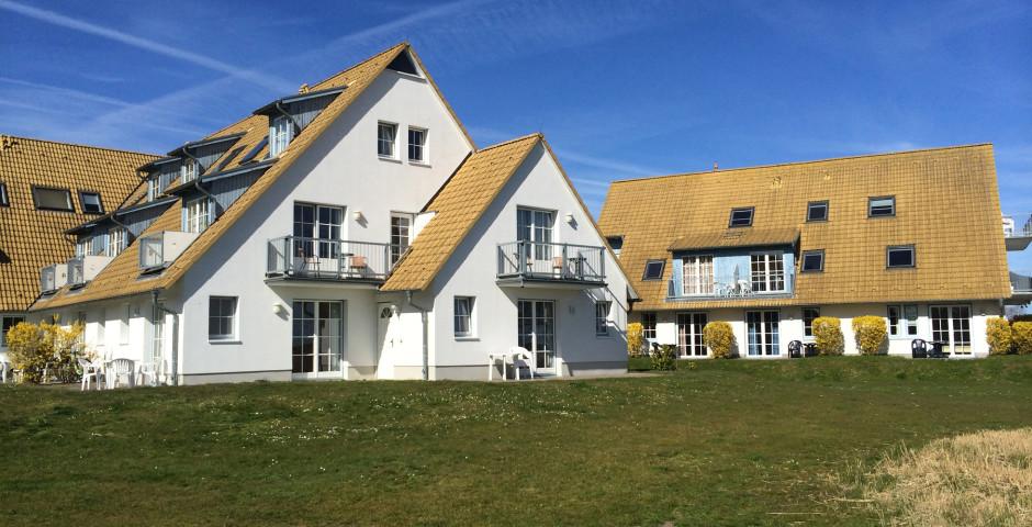 Hotel Kapitänshäuser Breege