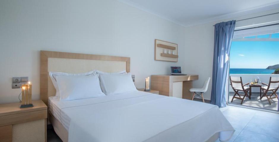 Chambre double Deluxe - Hôtel Golden Beach Milos